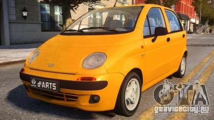 1997 Daewoo dArts Style Concept для GTA 4