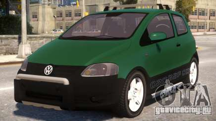 VW Cross Fox для GTA 4