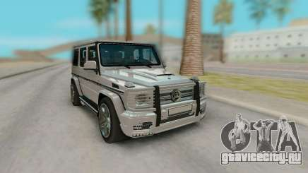 Mercedes-Benz G65 AMG White Edition для GTA San Andreas