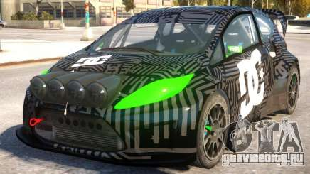 Ford Fiesta Rallycross (DiRT3) V.1.2 для GTA 4