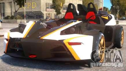 KTM Xbow для GTA 4