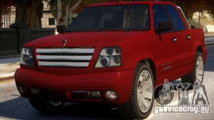 Cavalcade FXT to Escalade для GTA 4