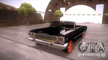 Chevrolet Impala Cabrio для GTA San Andreas
