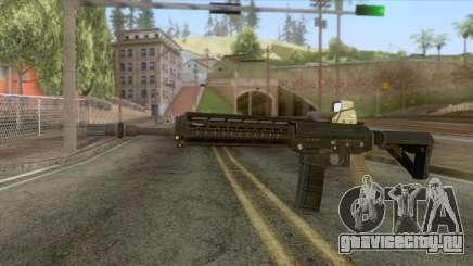 SG556 With Holosight для GTA San Andreas