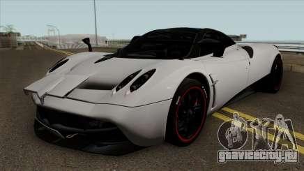 Pagani Huayra SPBG 1.2 V4 для GTA San Andreas
