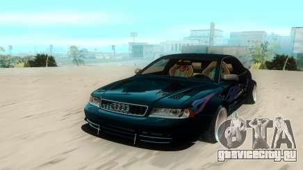 Audi S4 2000 SGdesign для GTA San Andreas
