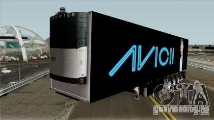 Remolque Avicii для GTA San Andreas