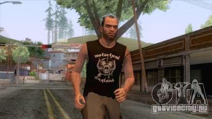 GTA 5 - Trevor Skin для GTA San Andreas