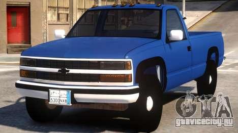 1997 Chevrolet Silverado для GTA 4