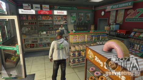 Robbable Store Locations 2.0 для GTA 5