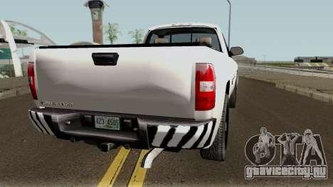 Chevrolet Silverado 2008 для GTA San Andreas