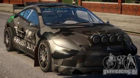 Mitsubishi Eclipse GT PJ3 для GTA 4