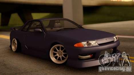 Nissan Skyline R32 GTS для GTA San Andreas