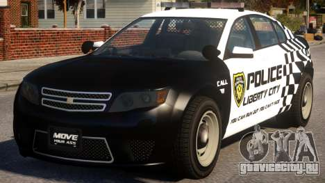 Cheval Fugitive 736 для GTA 4