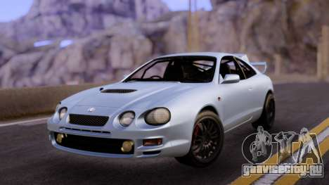 Toyota Celica GT-Four Stock RHD для GTA San Andreas