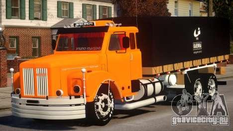 Scania 111S для GTA 4