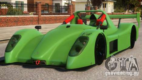 Radical SR3 Green для GTA 4