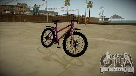 Велосипед Stern для GTA San Andreas