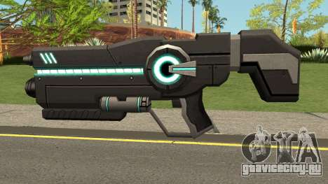 Marvel Future Fight - Cable Weapon для GTA San Andreas