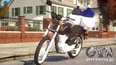 CG 125 FAN Water Delivery для GTA 4
