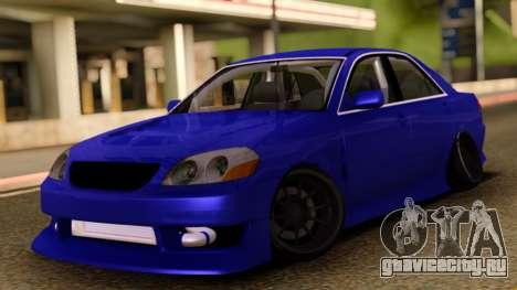 Toyota Mark II GX110 Blue для GTA San Andreas