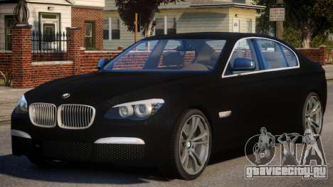 BMW 750i для GTA 4