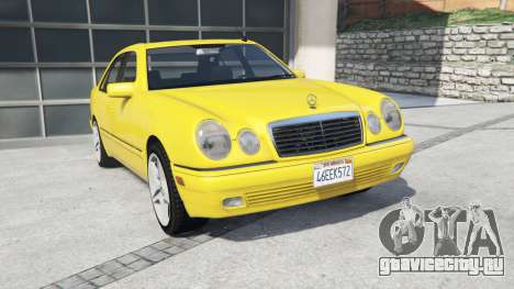 Mercedes-Benz E 420 (W210) v1.1 [add-on] для GTA 5
