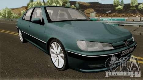 Peugeot 406 для GTA San Andreas