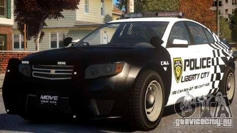 Cheval Fugitive 735 для GTA 4