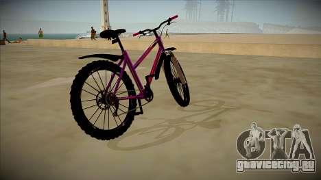 Велосипед Stern для GTA San Andreas вид справа