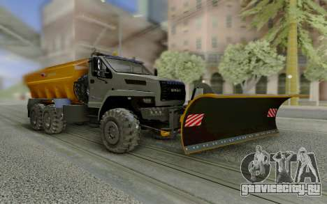Урал NEXT 55571 для GTA San Andreas