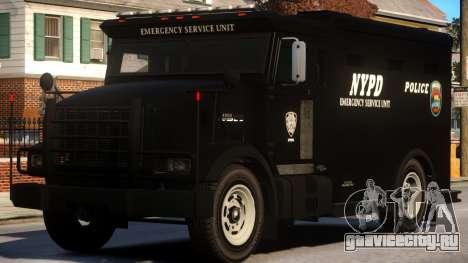 Enforcer New York City для GTA 4