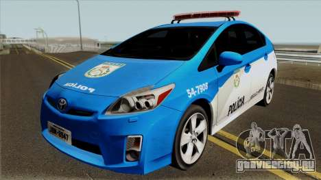 Toyota Prius PMERJ для GTA San Andreas