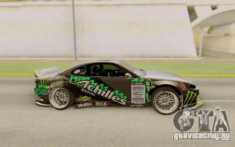 Nissan Silvia S15 Rb26dett Swap для GTA San Andreas вид справа