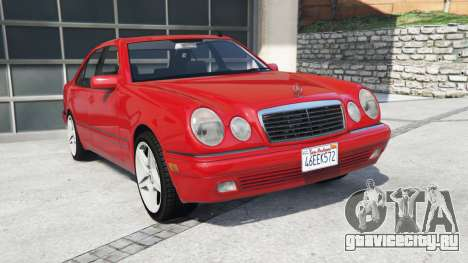Mercedes-Benz E 420 (W210) v1.1 [replace] для GTA 5