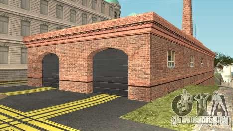 New San Fierro Roads and New Tram Station для GTA San Andreas