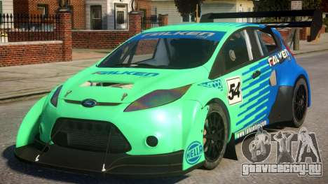 Ford Fiesta OMSE V1.3 для GTA 4