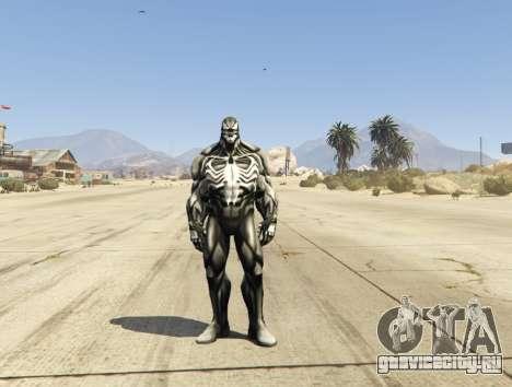 MCOC Venom [Retexture] 1.0 для GTA 5