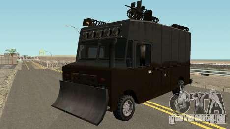 Boxville Mad Max для GTA San Andreas