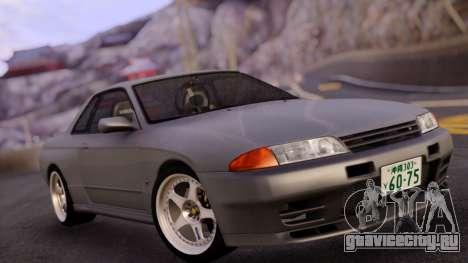 Nissan Skyline BNR32 Wheels NISMO для GTA San Andreas