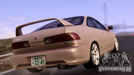 Honda Integra Type R для GTA San Andreas вид слева