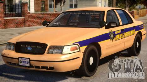 Kentucky Vehicle Enforcement для GTA 4