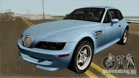 BMW Z3 M Coupe 2002 для GTA San Andreas