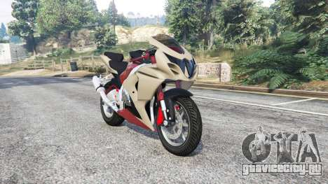 Suzuki GSX-R1000 v1.01 [replace] для GTA 5