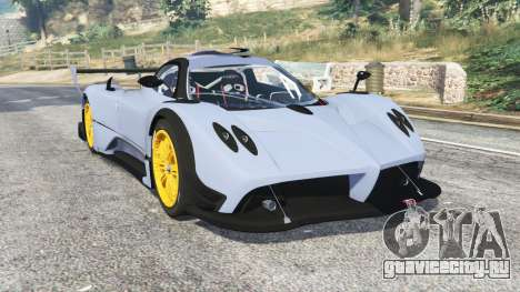 Pagani Zonda R 2010 [add-on] для GTA 5