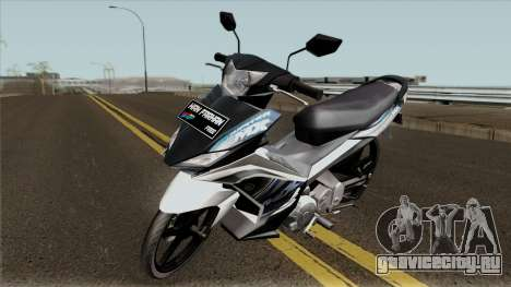New Jupiter MX STD для GTA San Andreas