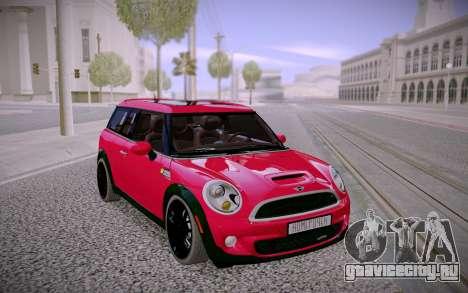 Mini Cooper для GTA San Andreas