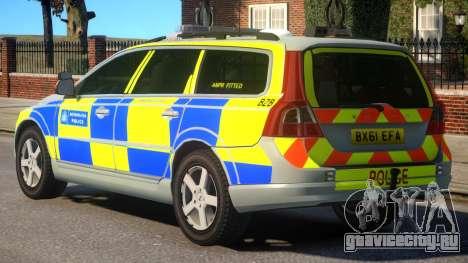 Volvo V70 Normal для GTA 4