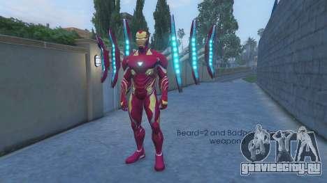 Iron Man MK50 MCOC Version для GTA 5
