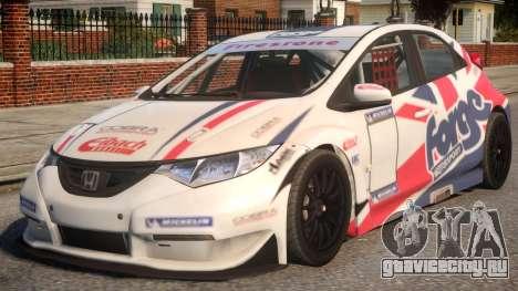 Honda Civic Type R Sport для GTA 4
